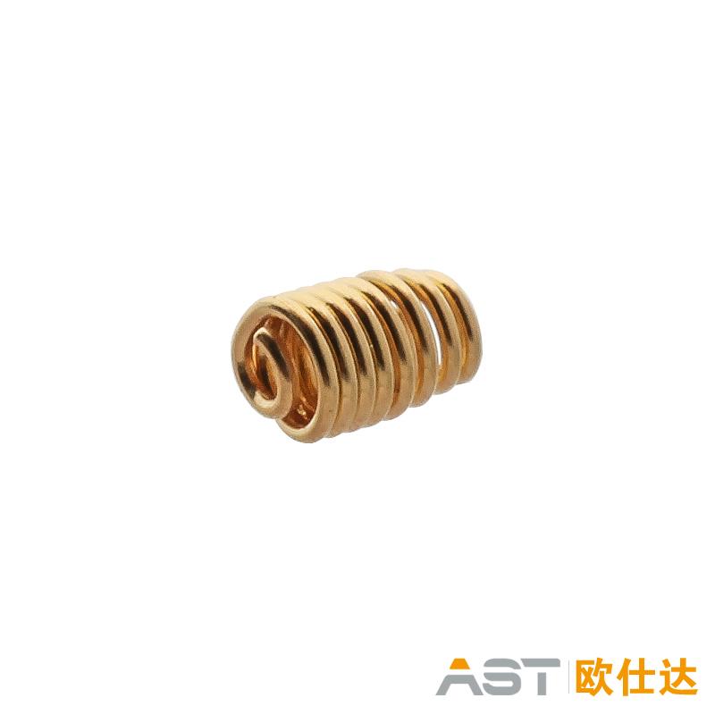 AST欧仕达助听器 配件通用耳道式助听器弹簧