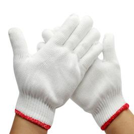 手套劳保耐磨工作加厚棉线棉纱尼龙工人修车劳动男工地干活线手套