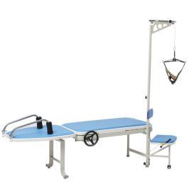 助邦腰椎间盘突出牵引器牵引床颈椎牵引椅医用家用人体拉伸治疗器